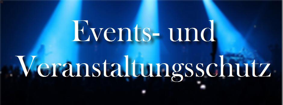 Veranstaltungsschutz