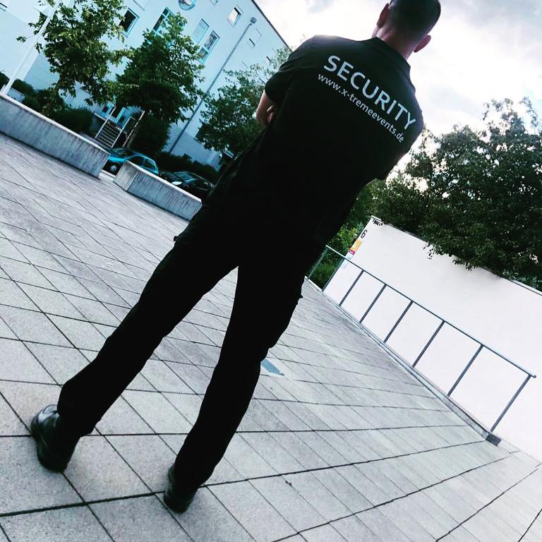 x-tremeevents Security Mitarbeiter